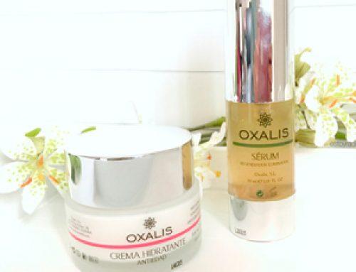 Oxalis : cosmética natural elaborada en laboratorio