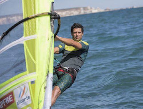 Cómo se protege del sol el atleta olímpico Iván Pastor