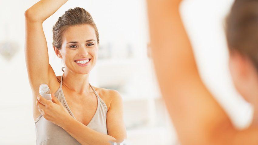 desodorantes antitranspirantes nocivo para la salud