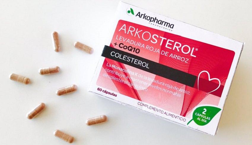 Productos para controlar el colesterol