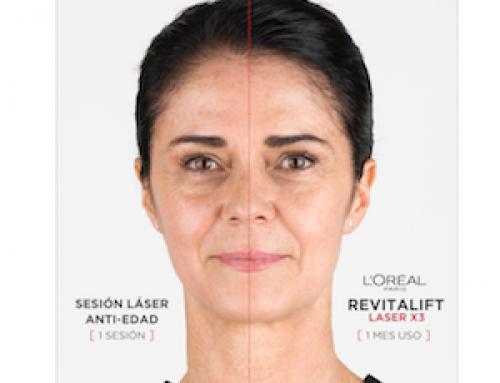 Prueba real de Revitalift Laserx3 : vídeo espectacular