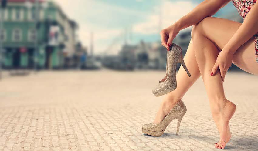 Consejos cuidar pies en verano