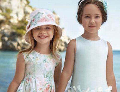 Vestir a los niños en verano… o no