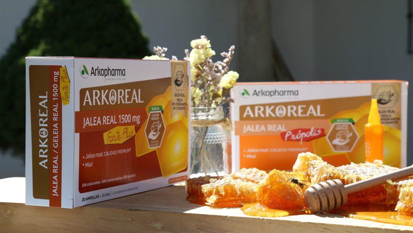 Arkoreal Arkopharma Jalea Real