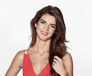 Clara Lago embajadora Braun