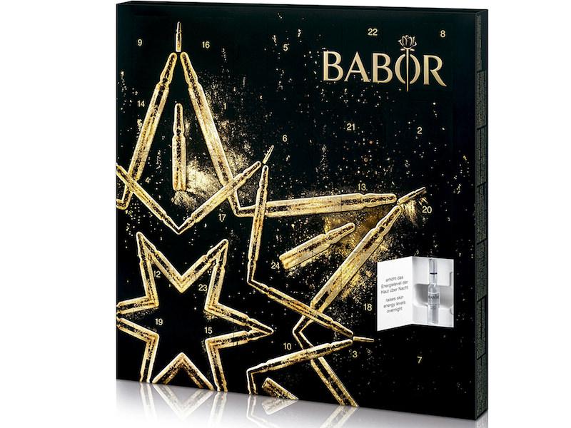 Calendario de adviento de Babor