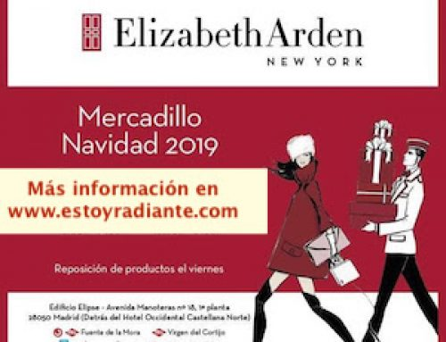 Mercadillo de Navidad Elizabeth Arden 2019