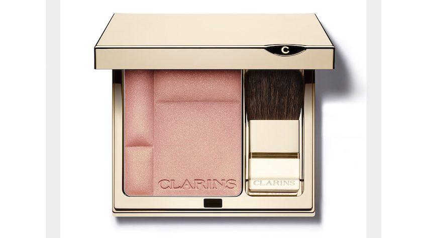 blush prodige golden pink clarins