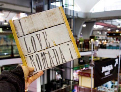 Nómada Market en Madrid