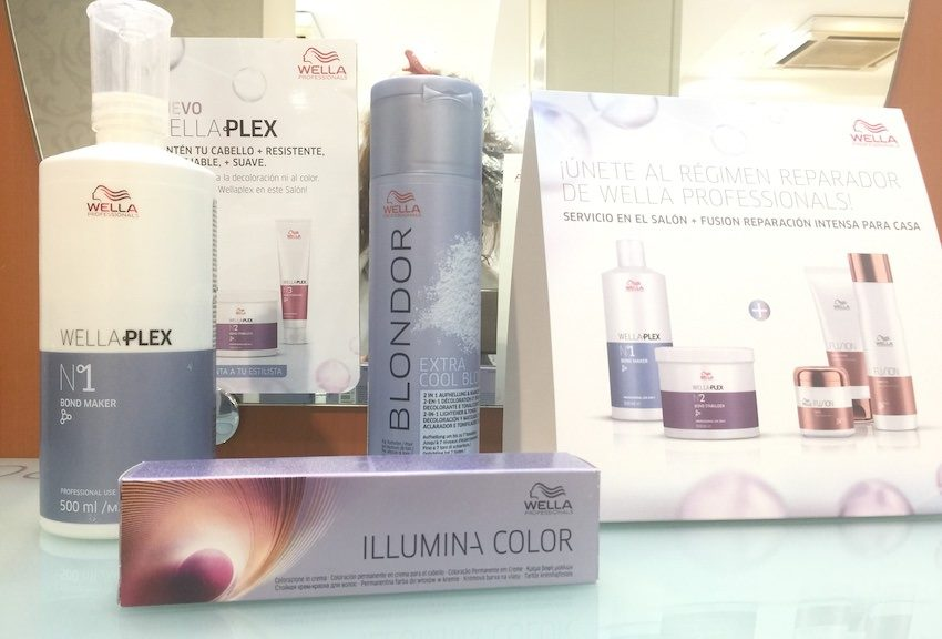 Wella Professional Productos