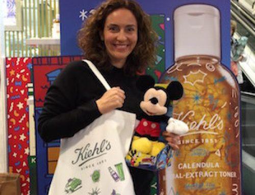 Kiehl's y Mickey Mouse se alían por Navidad