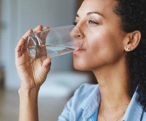 beber agua mineralizacion muy debil