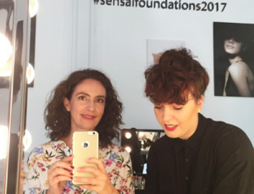Sensai Foundations maquillajes que iluminan con seda