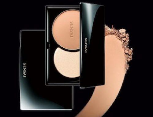 Sensai presenta nuevo corrector iluminador y polvos compactos efecto seda