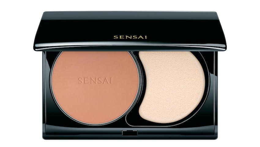 Sensai Total Finish Foundation Powder Polvos compactos