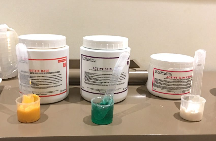 bioslimming tratamiento reductor corporal