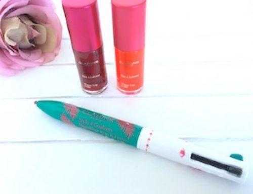 El famoso lápiz de 4 colores,  ahora para maquillarse la cara