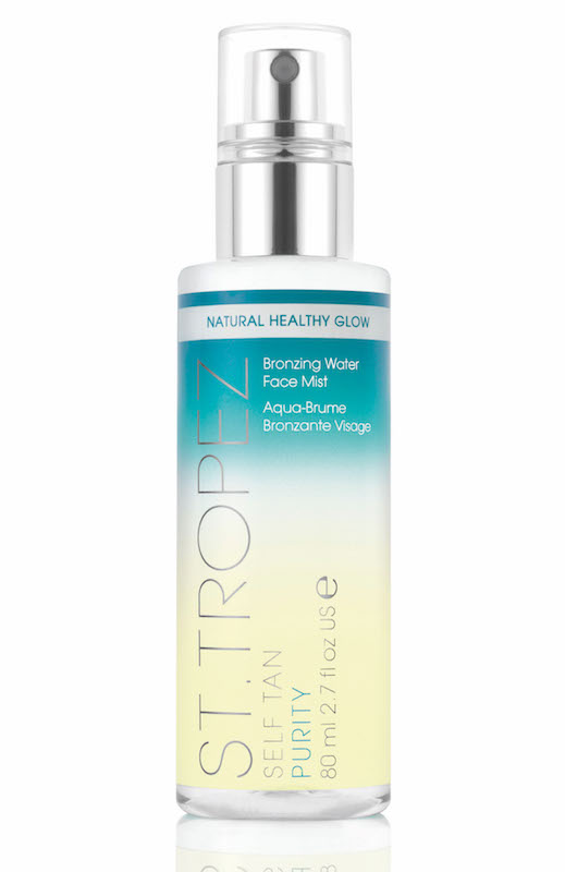 Self Tan Purity Face Mist St Tropez