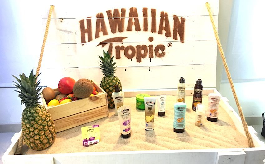Hawaiian Tropic Solares