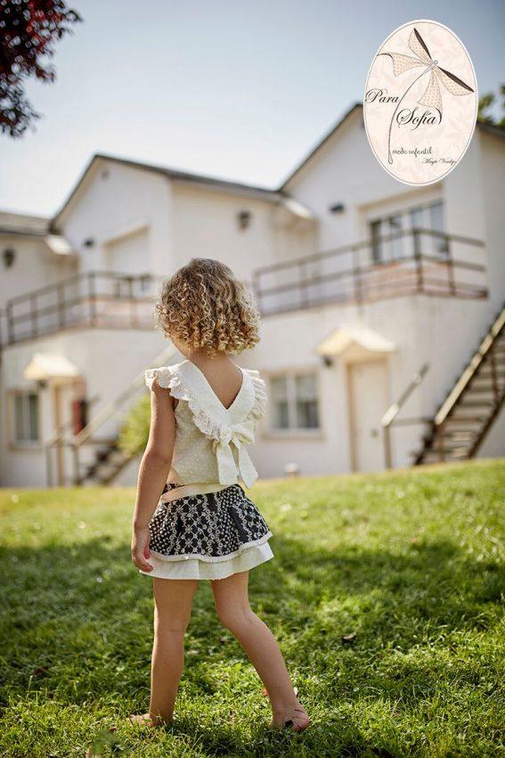 Parasofía moda infantil paraíso