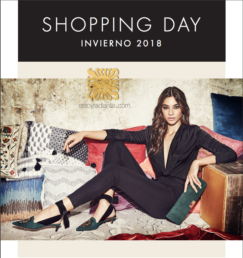 Mascaro shopping day estoyradiante blog