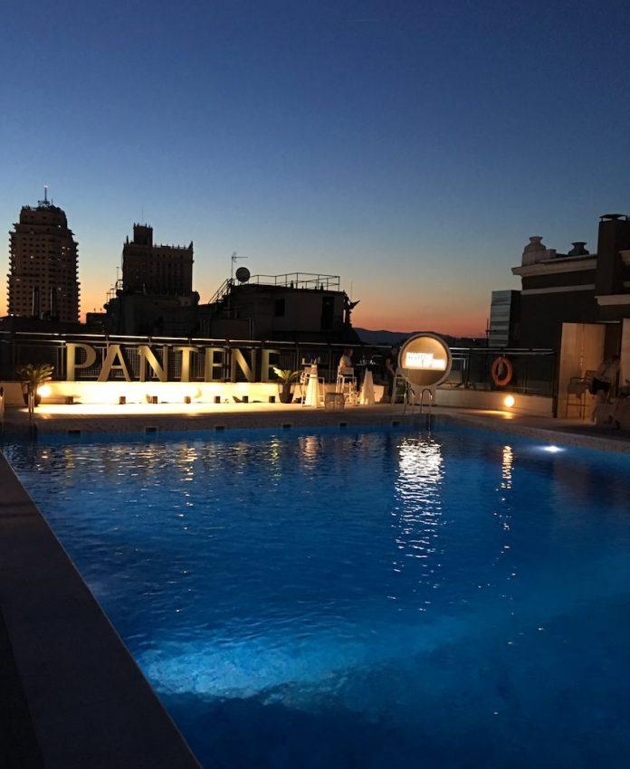 Pantene Summer Party con Paula Echevarria