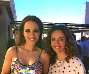 Paula Echevarría Pantene Summer Party