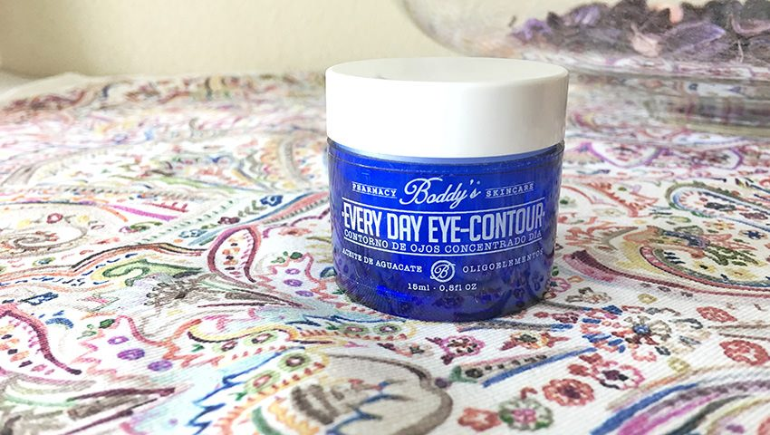 contorno de ojos de Boddy's Every Day Eye Contour