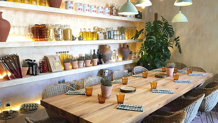 Giulietta Madrid restaurante italiano Le Cocó