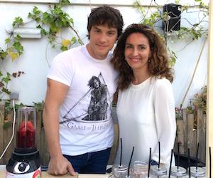 Jordi Cruz nos presenta la nueva batidora de vaso Freshboost
