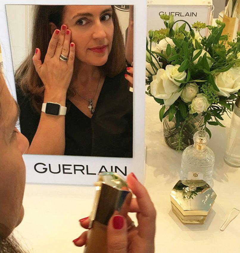 Guerlain Abeille Royale taller belleza estoyradiante