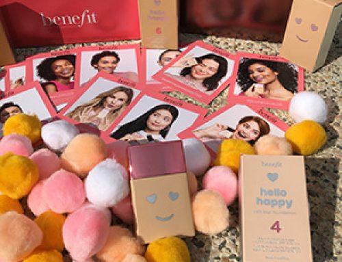 Hello Happy: la base de maquillaje de cobertura ligera de Benefit Cosmetics