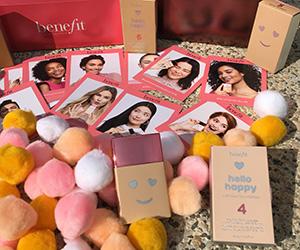 Hello Happy Base de Maquillaje efecto piel suave