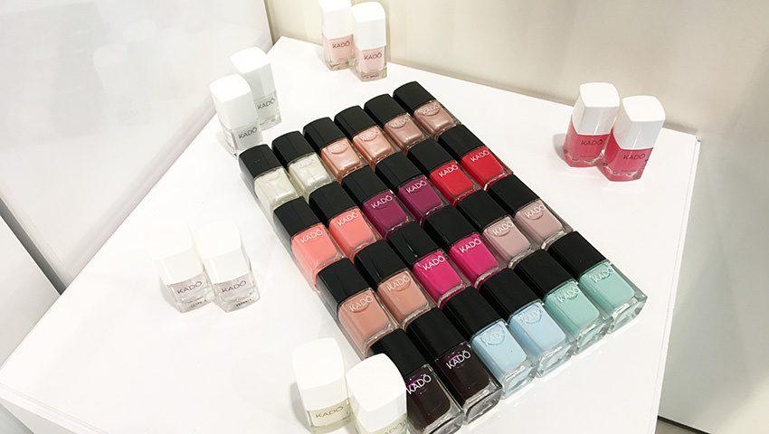 Kado Cosmeticos lacas de uñas