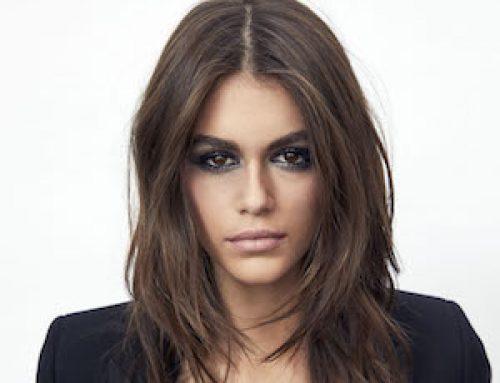 Kaia Gerber nueva embajadora de maquillaje de YSL Beauté