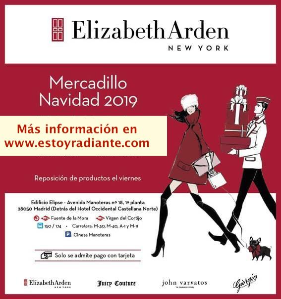 Elizabeth Arden: Mercadillo Navidad 2019