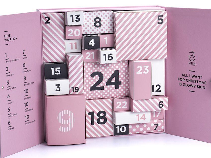 Calendario de Adviento MiiN