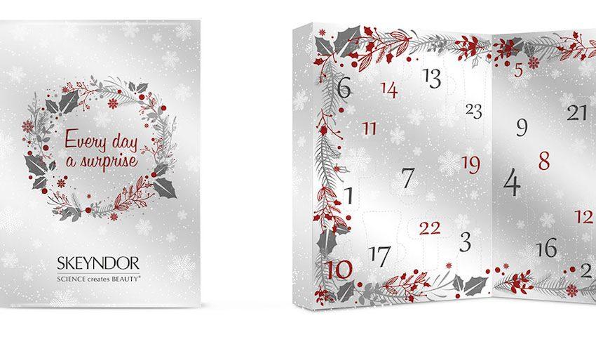 Calendario de Adviento Skeyndor