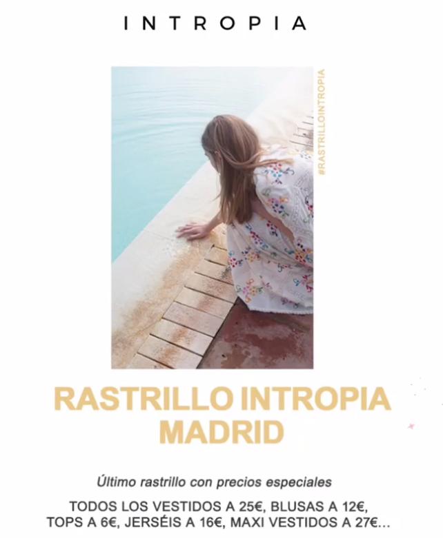 Rastrillo intropia 2019