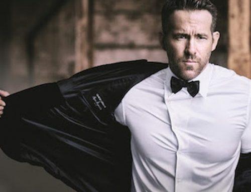 Ryan Reynolds nuevo rostro del perfume Armani Code