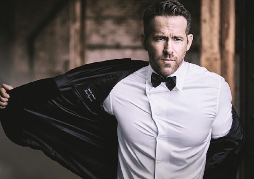 Ryan Reynolds Armani Code