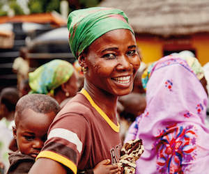 mujeres comercio justo