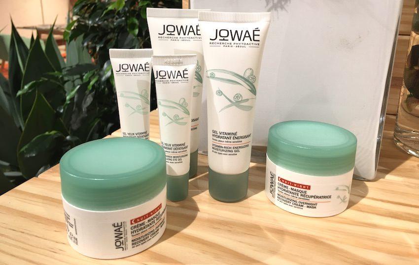 Jowae cosmética natural energizante