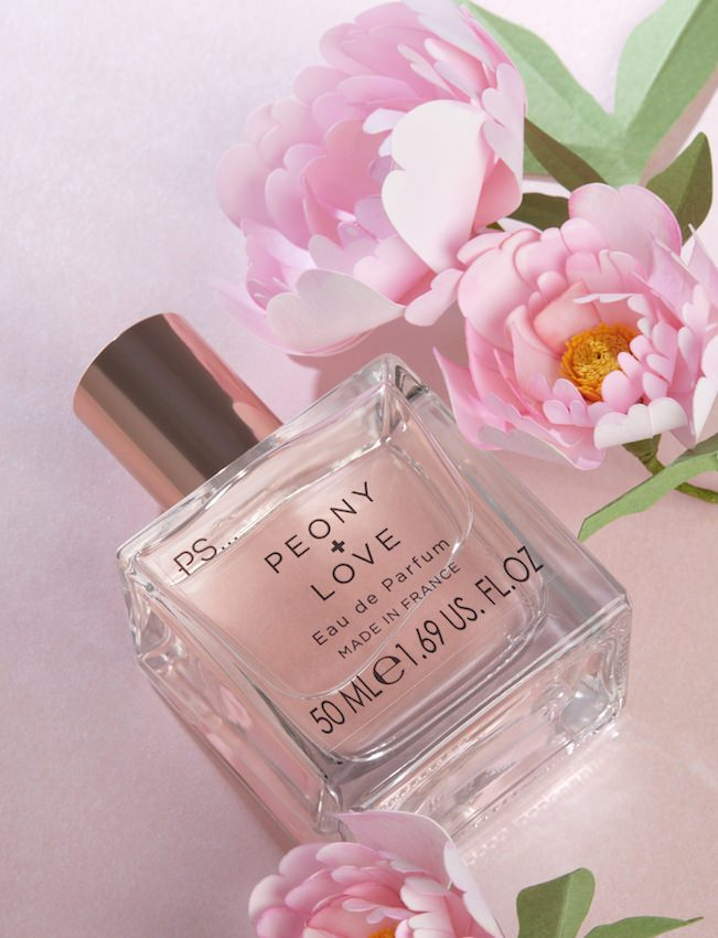Peony Love Primark fragance