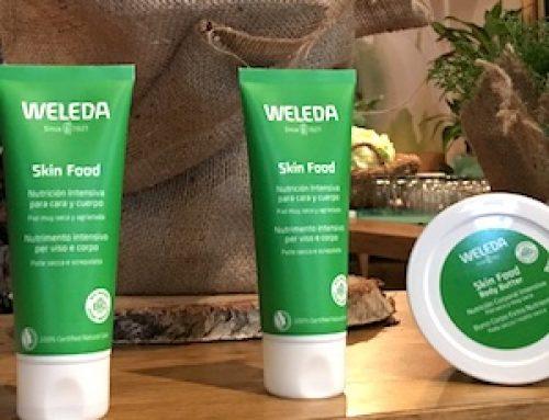 Weleda aumenta la línea Skin Food