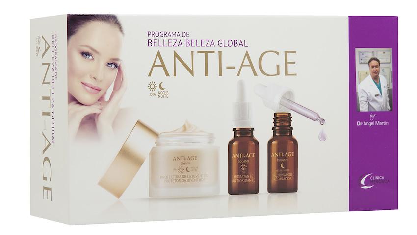 pack Belleza Global Antiage