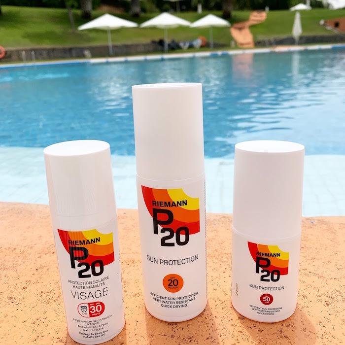 P20 protectores solares