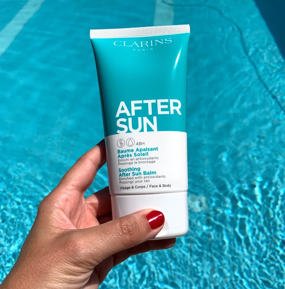 After Sun Clarins