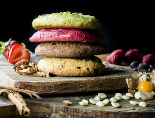 Cookies caseras para la vuelta al cole
