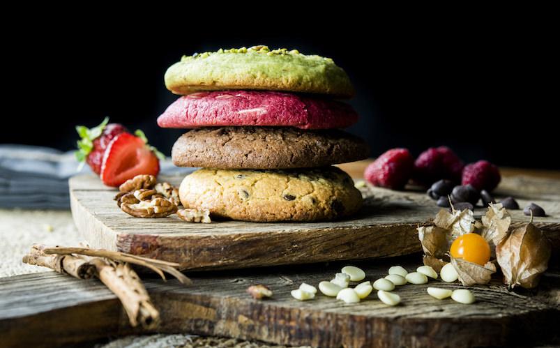 galletas caseras cookies